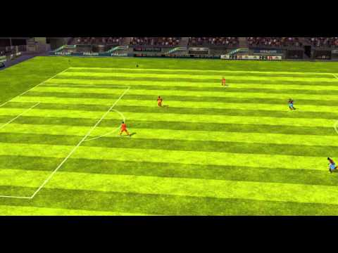 FIFA 14 Android - Sefton Stanley VS...