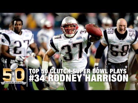 #34: Rodney Harrison