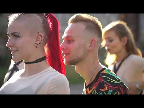 "Bachata dance school Lviv show ""La Serpinte"""