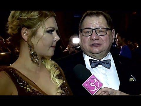 Ryszard Kalisz z żoną o walce z hejtem
