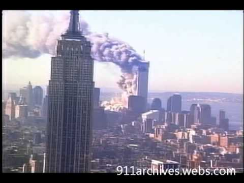 Collapse Of The South Tower Of The World Trade Center