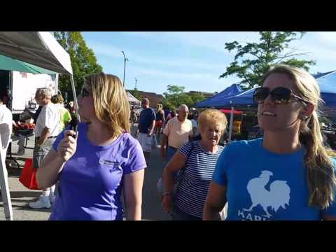 Urbana's Market at the Square Live Tour