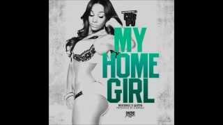 Beat King ft. Queen - My Homegirl (Club God 3)