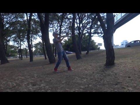 flume space cadet popping mantis dance