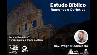 06. Estudo Bíblico - Romanos e Coríntios - Israel e o Plano da Salvação