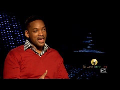 MEN IN BLACK 3 Interviews w/ Will Smith, Josh Brolin & Tommy Lee Jones
