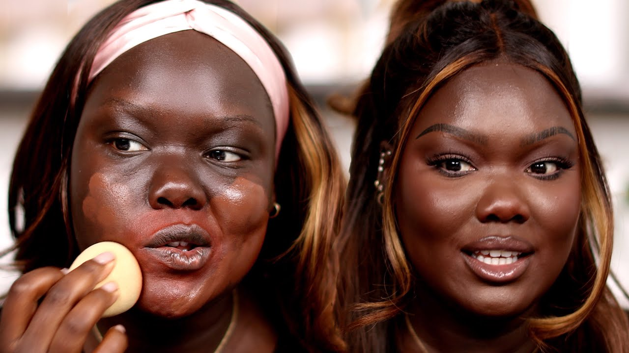 Let's talk About This New NARS Foundation chile.... || Nyma Tang