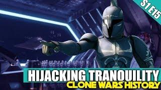 Jedi Arrogance and Senate Commando | CW History S1E15