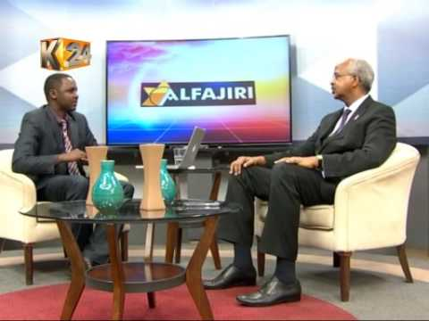 K24 Alfajiri: Up Close & Personal with Abbas Gullet [INTERVIEW]
