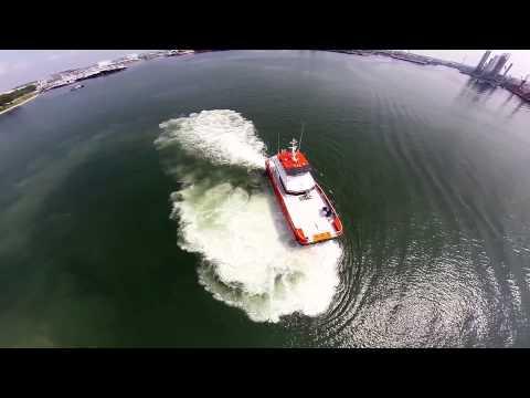 Njord Odin 26m Quad IPS - Njord Offshore