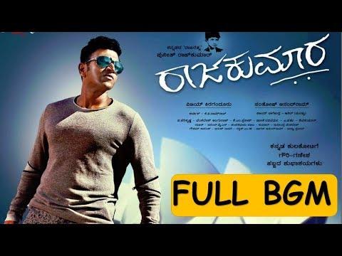RAJAKUMARA Kannada BGM Back Ground Music l Power Star Puneeth Rajkumar l V Harikrishna
