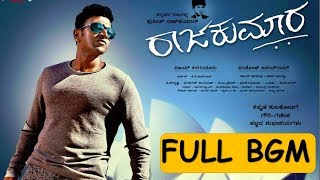 RAJAKUMARA Kannada BGM Back Ground Music l Power Star Puneeth Rajkumar l V Harikrishna
