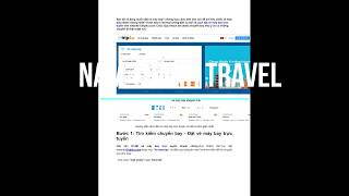 [etrip4u.com] Hướng dẫn cách đặt vé máy bay online giá rẻ tại Etrip4u
