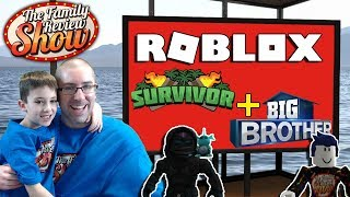 Roblox SURVIVOR 🔥 + BIG BROTHER 🏠 Winners Get 10 Robux