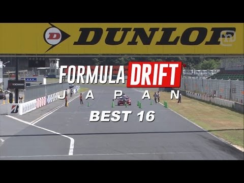 Formula DRIFT Japan - Top 16 Highlights