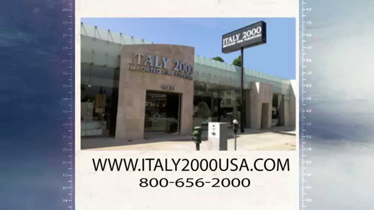 Italian Furniture Stores: Italy 2000 Furniture Store Los Angeles