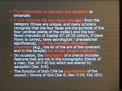 Anunnaki, Watchers, Serpentine Beings & The Netherworld in Ancient Texts - Michael S. Heiser PhD