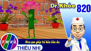 Dr. Khỏe - Tập 820: Hoa sen giúp trẻ hóa làn da