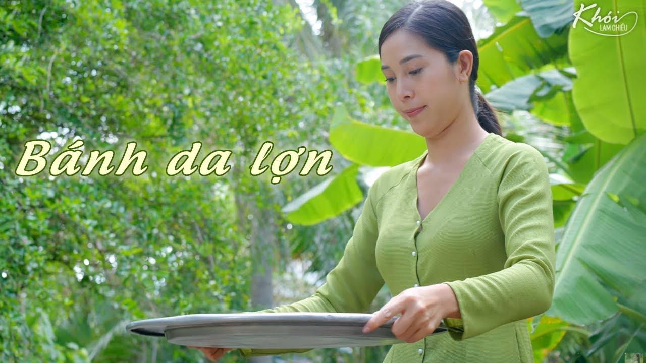 Bánh da lợn hương vị tuổi thơ - Khói Lam Chiều #38 | Pigskin's cakes - traditional food you must try