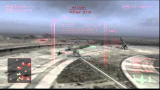 Ace Combat 04: Shattered Skies (PlayStation 2) Full Playthrough