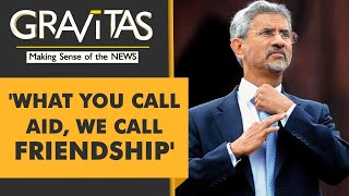 Gravitas: S. Jaishankar takes on every criticism