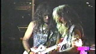 Rare Reo Speedwagon concert footage of I can't fight this feeling.