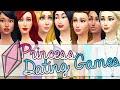 Disney Princess Dating Games   Sims 4   Intro!