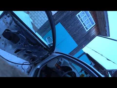 Владение А4 Б6 - ремонт стеклоподъёмника