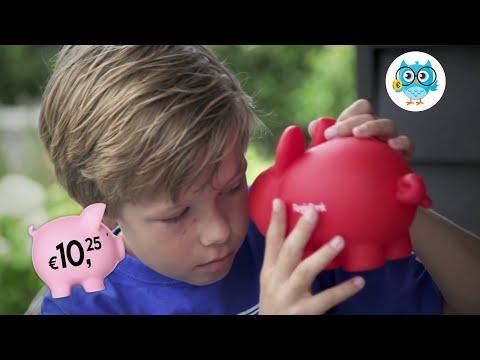 Groep 7 Geld sparen met klusjes!