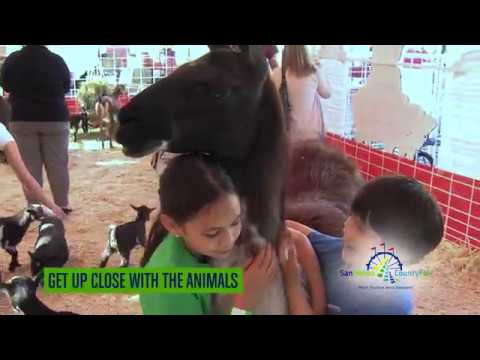 2018 San Mateo County Fair  Promotional Video