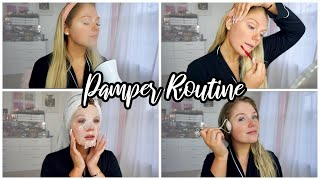 MY PAMPER ROUTINE | SELF CARE DAY