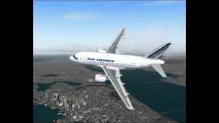 Piloter un avion sur fly simulator [pilotage d