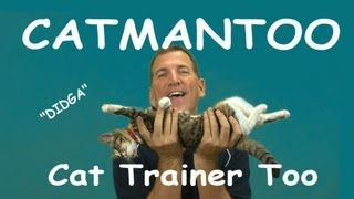 CATMANTOO - Cat Training Channel