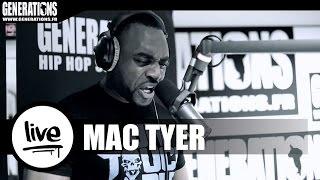 Mac Tyer - Je Suis Une Légende (Live des studios de Generations)