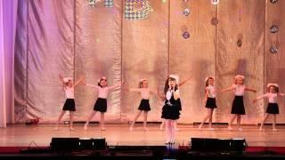 "Марина Гринёва и школа танца""Престиж"" Пять минут до урока"