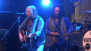 """Learning to Fly (Acoustic)"" Tom Petty & the Heartbreakers@PPL Center Allentown, PA 9/16/14"