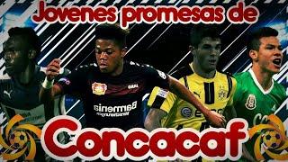 Jóvenes Promesas Concacaf FIFA 18 Modo Carrera