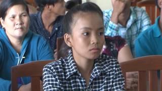 Kiên Giang phát 8 năm tù đối tượng giao cấu với trẻ em
