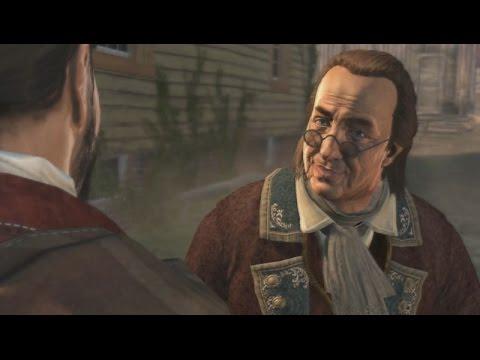 Assassin's Creed: Rogue - Benjamin Franklin |