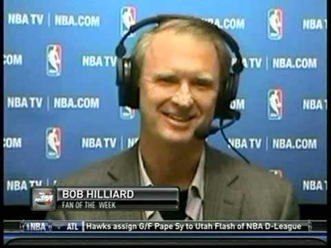 NBA TV Bob Hilliard Fan Spurs.mp4