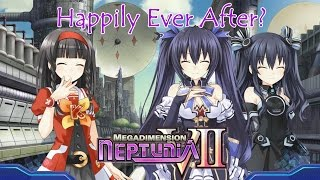 Happily Ever After? - Event Scenes 💖Megadimension Neptunia VII💜 {English, Full 1080p HD}