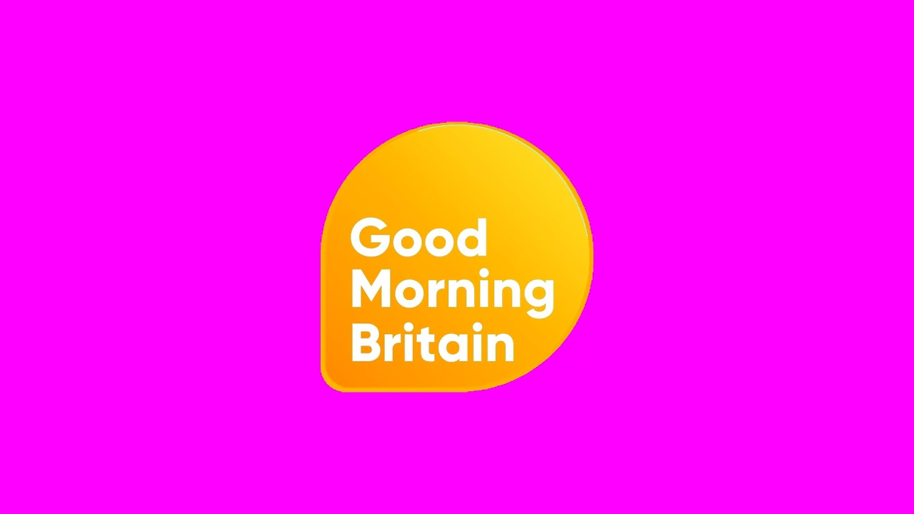 Image result for good morning britain logo