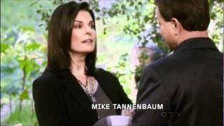 CSI: NY - Mac Taylor and Don Flack - Milk and cookies
