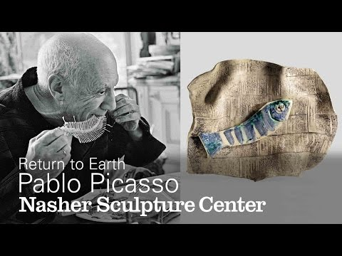 A Legacy in Clay: The Ceramics of Pablo Picasso in Return to Earth