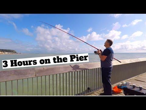 Pier Fishing October 16th 2019