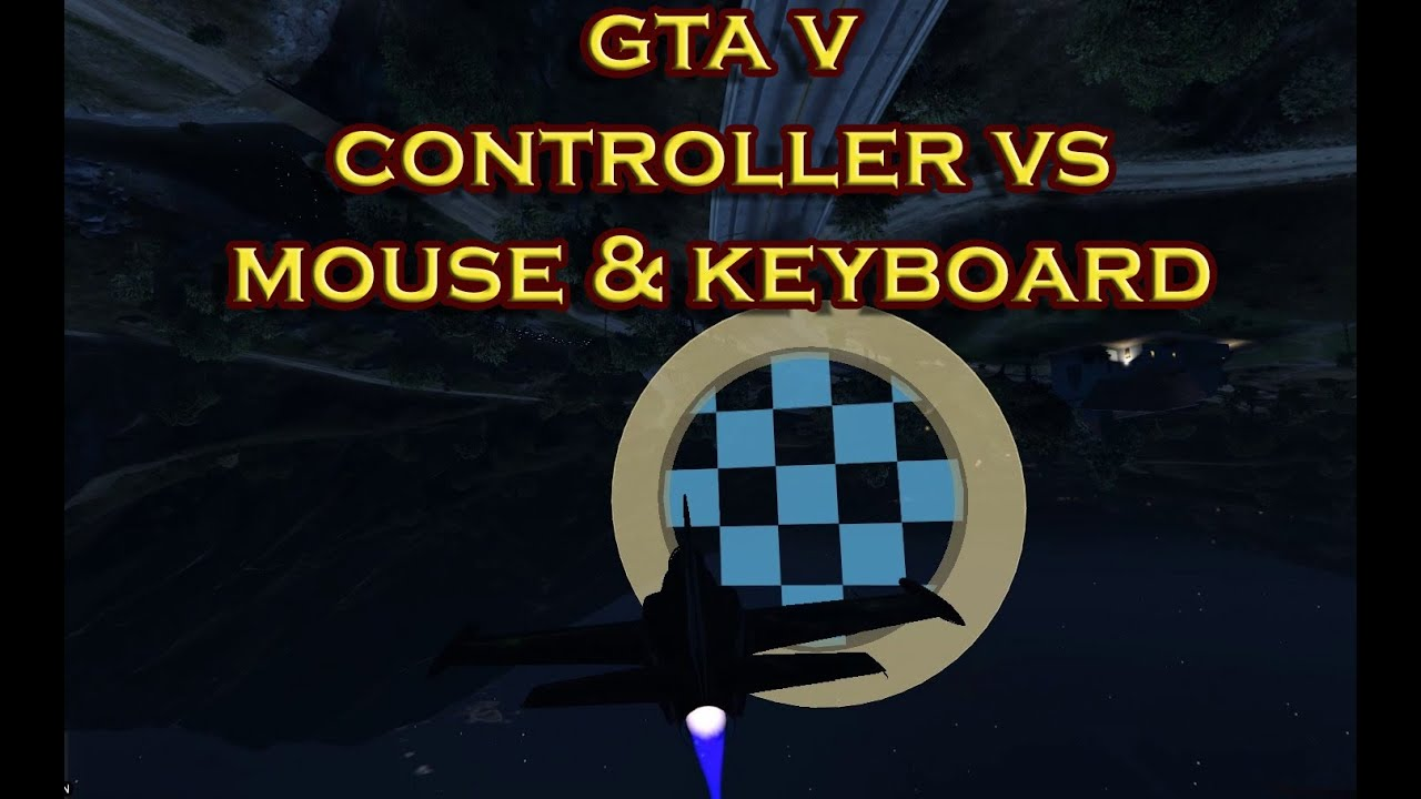 How to play gta 5 with keyboard and mouse y-rbp-del4