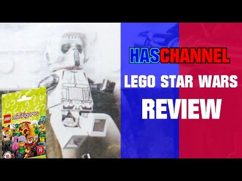 Lego Star Wars 75238 Action Battle Endor Assault Review (Plus Lego Minifigures Series 19 Bonus)