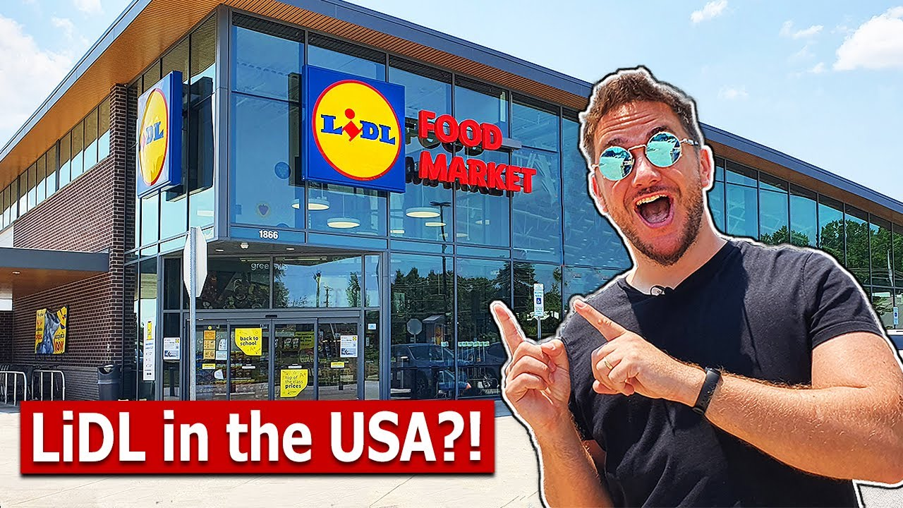 Download German Guy Shops at LIDL in the USA!