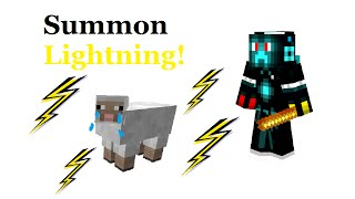 how to give enchanted items using command blocks