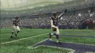 Madden NFL 09 - Celebrations
